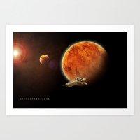 Expedition 2092 Art Print