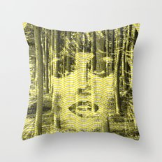 Lifelike. Throw Pillow