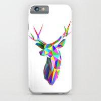 3D Stag iPhone 6 Slim Case