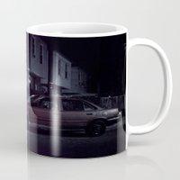 Red Camry Mug