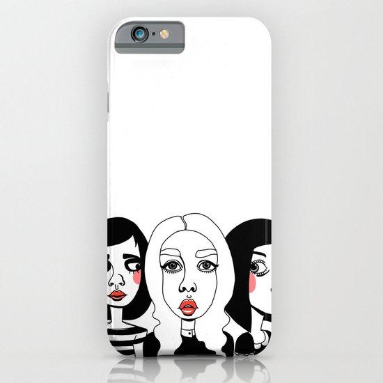 It Girls iPhone & iPod Case