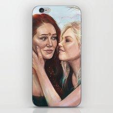 Date  iPhone & iPod Skin