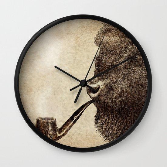 Big Smoke Wall Clock