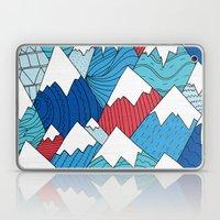 Mountain Pattern 2.0  Laptop & iPad Skin