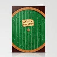 Out For An Adventure - H… Stationery Cards