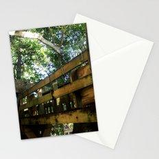 Tree house @ Aguadilla 4 Stationery Cards