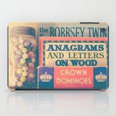 Vintage Toys iPad Case