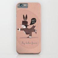 My butler friend iPhone 6 Slim Case