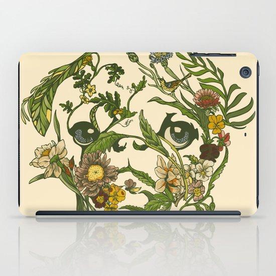 Botanical Pug iPad Case