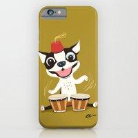 Boogie on Bongos iPhone 6 Slim Case