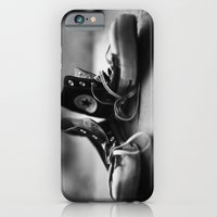 iPhone & iPod Case featuring Converse High-tops  by Sarah Zanon