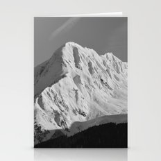 Portage Valley Mountain … Stationery Cards