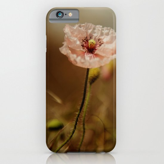 Paper Poppy iPhone & iPod Case