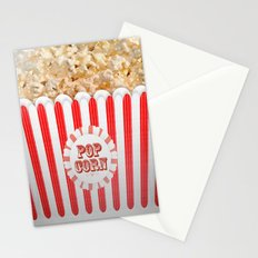POP CORN Stationery Cards