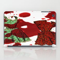 Susie homemaker  iPad Case