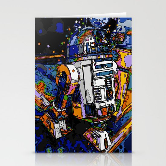 R2-DELIC Stationery Card