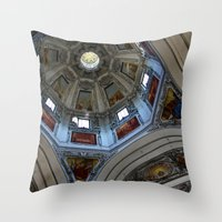 Ceiling Throw Pillow