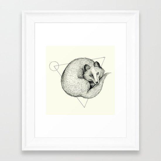 'Wildlife Analysis V' Framed Art Print