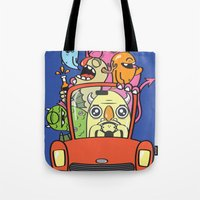 Designated Driver Tote Bag