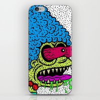 MARGE GRIMMSON.   (THE G… iPhone & iPod Skin