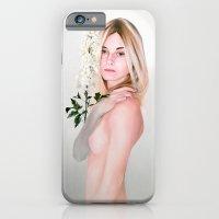 Delphinium iPhone 6 Slim Case