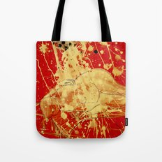 Casting Out Nines Tote Bag
