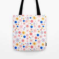 Dots Pattern Tote Bag
