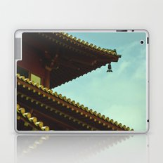 tile roof Laptop & iPad Skin