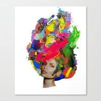 00 Canvas Print