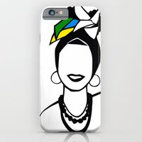 iPhone & iPod Case featuring Brasil by andiroses