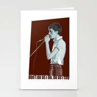 Fad Gadget Stationery Cards