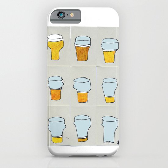 Beer diary. iPhone & iPod Case