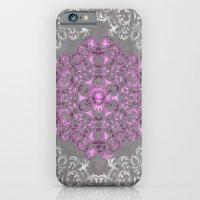 Mandala Pattern with Glitters II iPhone 6 Slim Case