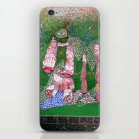 mix and match iPhone & iPod Skin