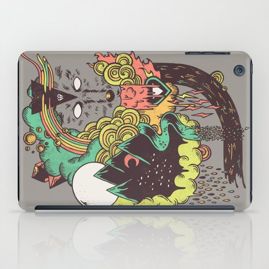 Leader of the Pack iPad Case