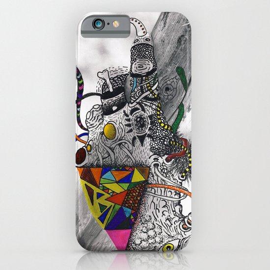 Psychoactive Bear 7 iPhone & iPod Case