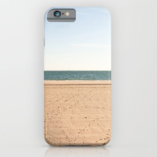Sand, sea, sky iPhone & iPod Case