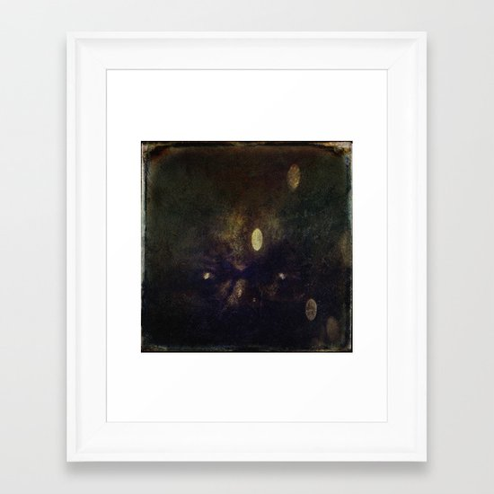 I'm looking forward to joining you, finally Framed Art Print