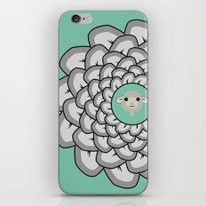 Sheep Ear Art - 2 iPhone & iPod Skin