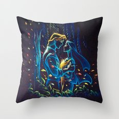 If I Never Knew You Throw Pillow