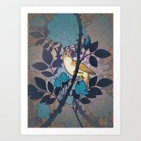 Ishq Art Print