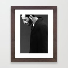 Leon Framed Art Print