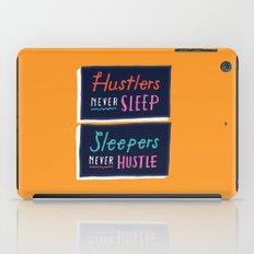 Never Sleep iPad Case