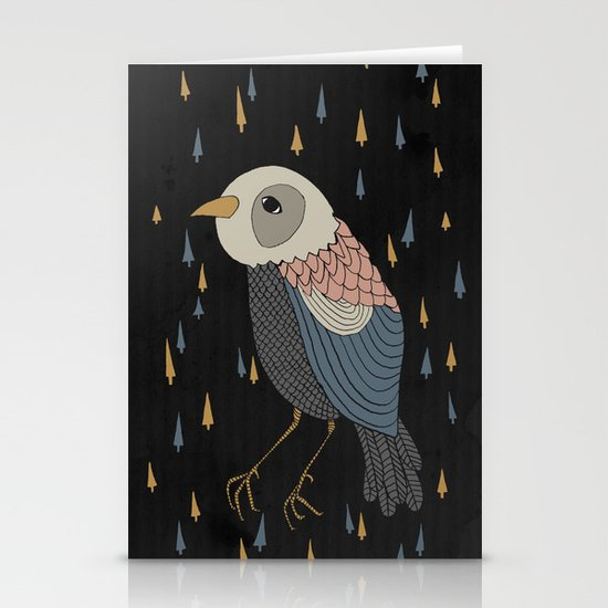 DREAM BIRD Stationery Card