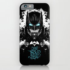 Dost Thou Bleed? iPhone 6 Slim Case