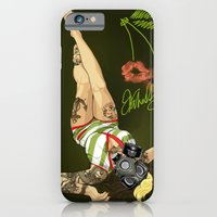 iPhone & iPod Case featuring Kisses from Vanessa by Freehand profit