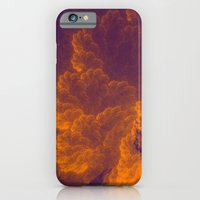 iPhone & iPod Case featuring Fractal 8 by Tombst0ne