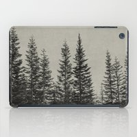 the edge of the forest iPad Case