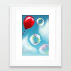 Dreams II Framed Art Print
