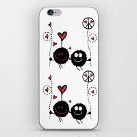 Love & Peace iPhone & iPod Skin